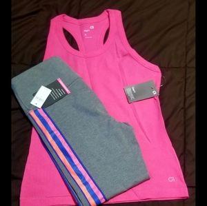 Gap Activewear Workout Gear New